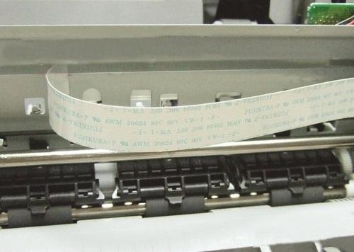 打印机细节