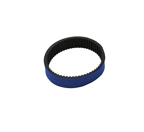 橡胶+黑色蓝布泡棉