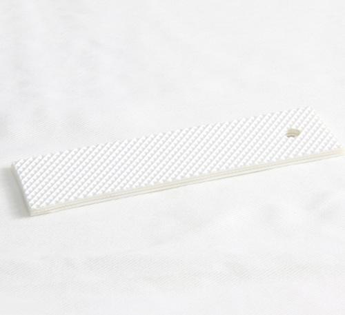 P25-24/1  PVC白色钻石纹