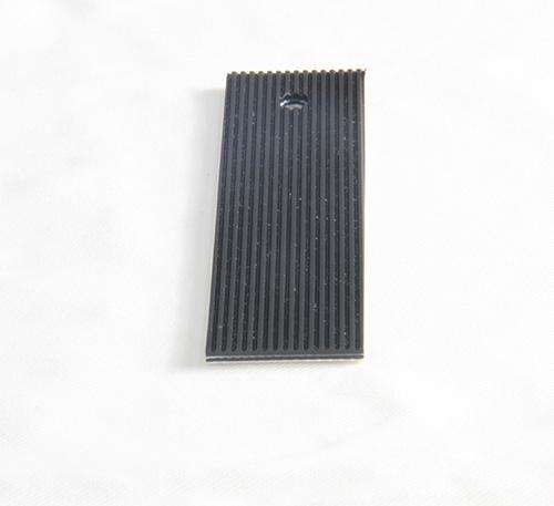 P22-36/19D  PVC黑色直条纹输送带