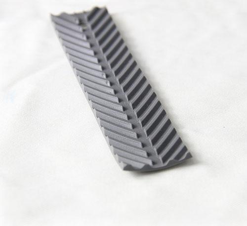 P22-46/14HD PVC灰色鱼骨纹输送带